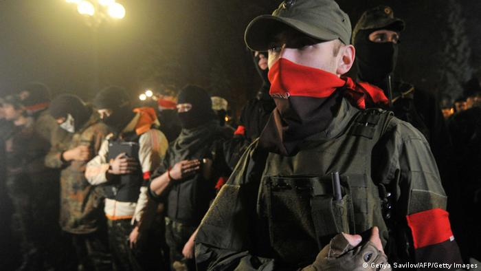 Під час Майдану 2014 року праворадикали в Україні особливо активізувалися (фото з архіву)