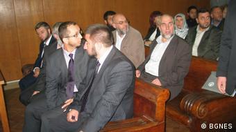 Gericht in Pazardzhik Bulgarien Angehörige der muslimischen Minderheit