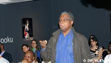 1. DSC00370 - Dr. Said Ahmed Mohamed, a former lecturer at Bayreuth University