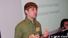 2. DSC00376 - Roberto Gaudioso from University of Napolitano, Italy