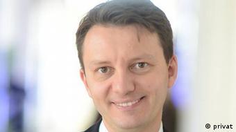 Siegfried Muresan (Foto: Privat/DW)