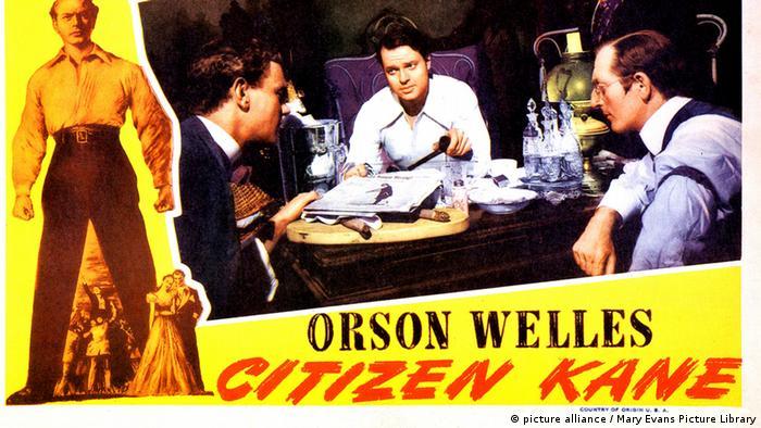 Plakat Citizen Kane