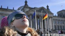 Berlin Sonne Reichstag Archiv 2007