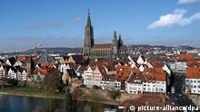 The city of Ulm (picture-alliance/dpa)