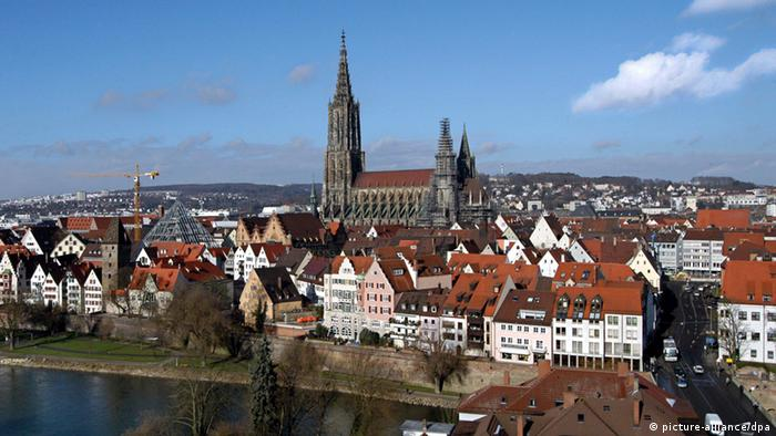 Old city of Ulm (picture-alliance/dpa)