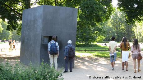 Gedenkstätte für die im Nationalsozialismus verfolgten Homosexuellen Berlin