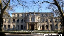 Haus der Wannsee-Konferenz in Berlin (picture-alliance/dpa)