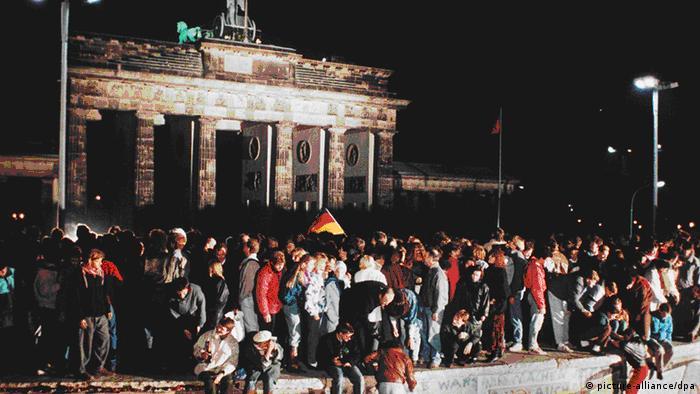 La Puerta de Brandeburgo