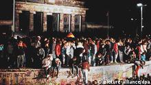 Mauerfall Berlin