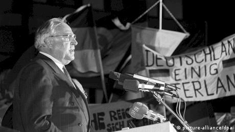 30 χρόνια από την ιστορική ομιλία Κολ στη Δρέσδη