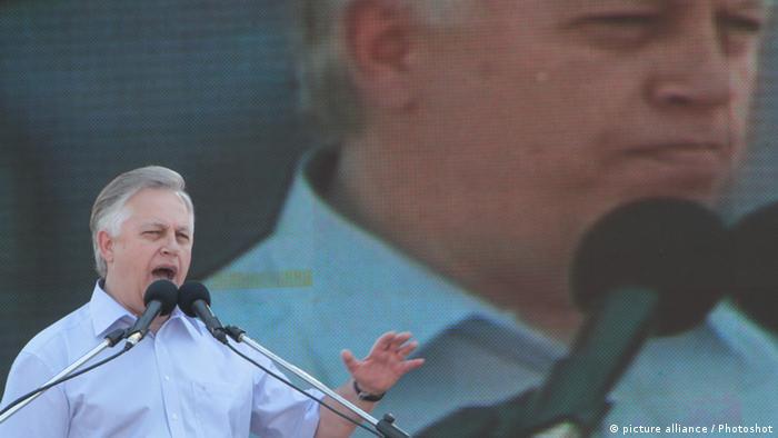 Лідер Комуністичної партії Петро Симоненко (фото з архіву)