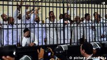 Gericht in Alexandria verurteilt zwei Mursi-Anhänger zu Tod
