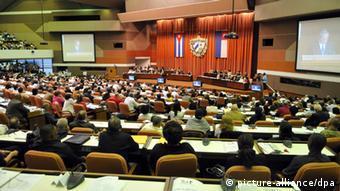 Kuba Parlament 24.02.2013