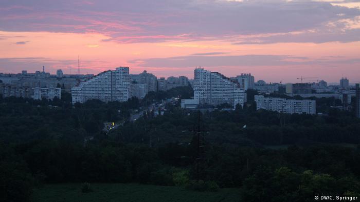 Imagine din Chișinău