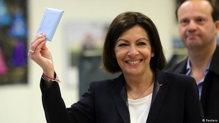 Kommunalwahlen Frankreich
