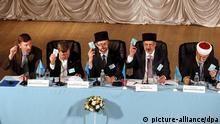 Krim Abstimmung der Tataren