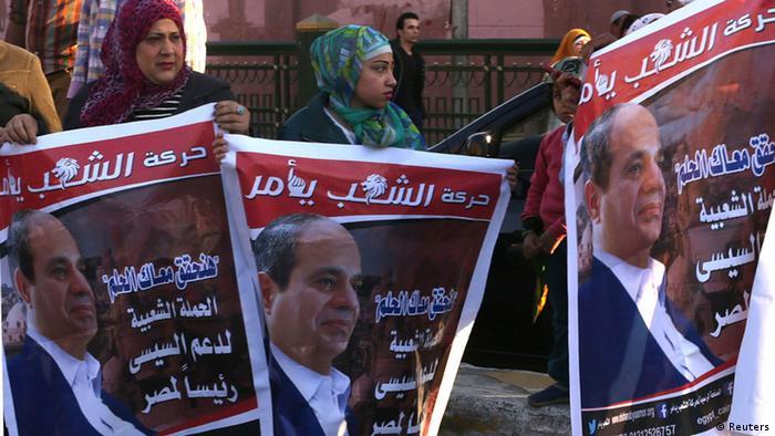 Ägypten Wahlen im Mai