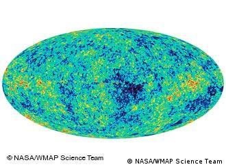 Imagem em microondas do cosmos: a radiação de fundo