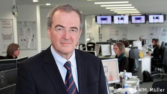 Ο αρχισυντάκτης της Deutsche Welle Αλεξάντερ Κουντάσεφ