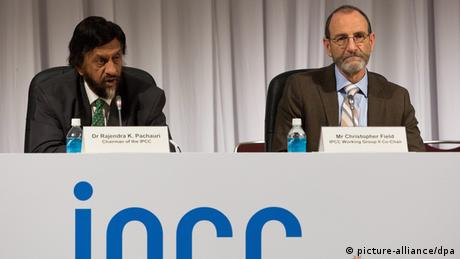 Japan Yokohama Rajendra Pachaur IPCC Working Group II
