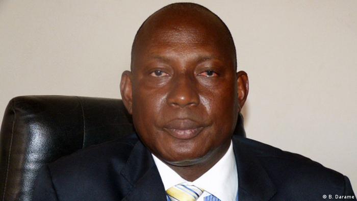 Abel Incada, candidato do PRS às presidenciais na Guiné-Bissau