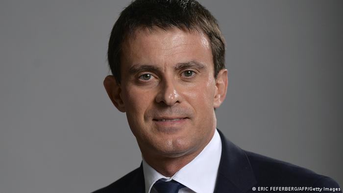 France's new prime minister, Manuel Valls. ERIC FEFERBERG/AFP/Getty Images)