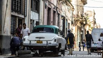 Kuba Havanna Oldtimer