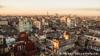Kuba Havanna Panorama