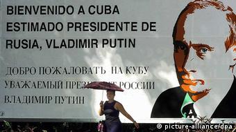 Kuba Putin Besuch Archiv 2000