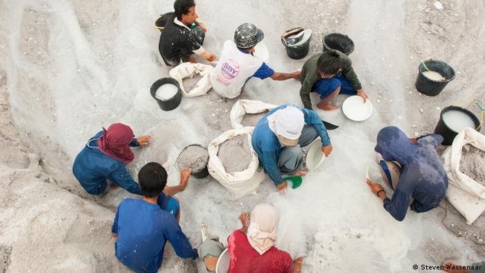Bildergalerie Indonesien Zinnrausch Zinn