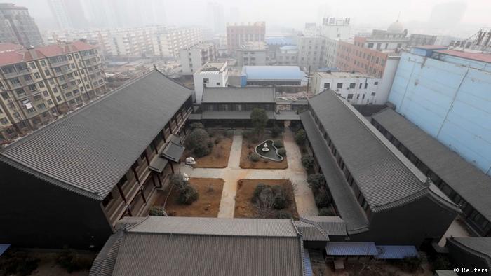 China Gu Junshan Residenz