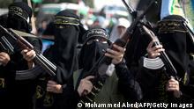 Palästinensische Frauen Dschihad Archiv 2013