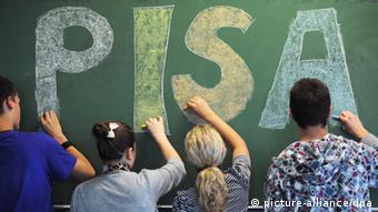 Ενώ οι έλληνες μαθητές κατέλαβαν μόλις την 43η και οι Γερμανοί την 16η, οι μαθητές της μικρής Εσθονίας αναρριχήθηκαν φέτος στην 3η θέση
