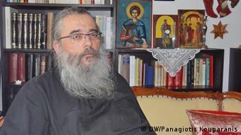 Ο πατήρ Μύρων