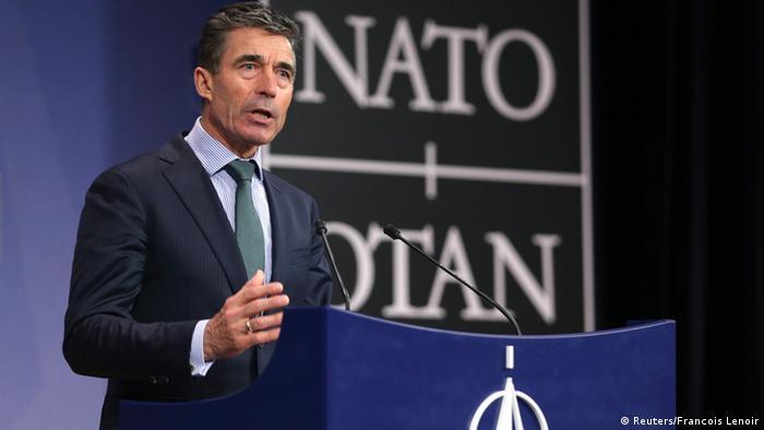 Генеральний секретар НАТО Андерс Фог Расмуссен