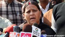 Indien Parteien Rabri Devi