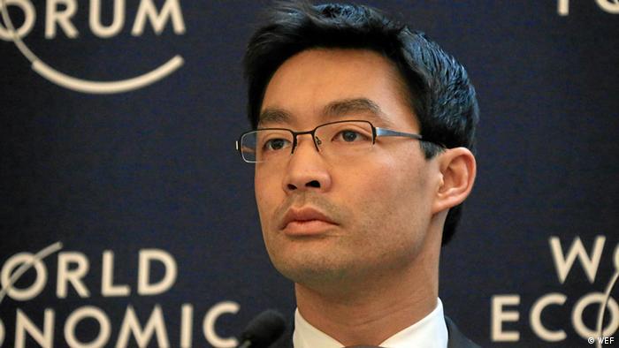 Philipp Rösler, Mitglied des Management Boards des World Economic Forums (WEF)