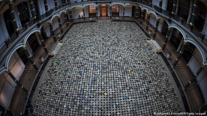 Ai Weiwei Ausstellung in Martin-Gropius Bau Berlin 01.04.2014