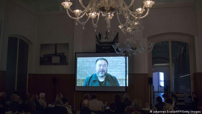 Ai Weiwei Ausstellung in Martin-Gropius Bau Berlin 02.04.2014