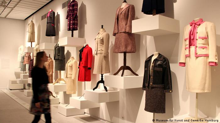 The Chanel Legend exhibition in Hamburg