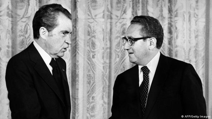 USA Richard Nixon Henry Kissinger 1973