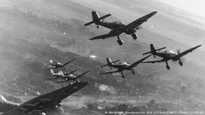 Zweiter Weltkrieg Luftwaffe