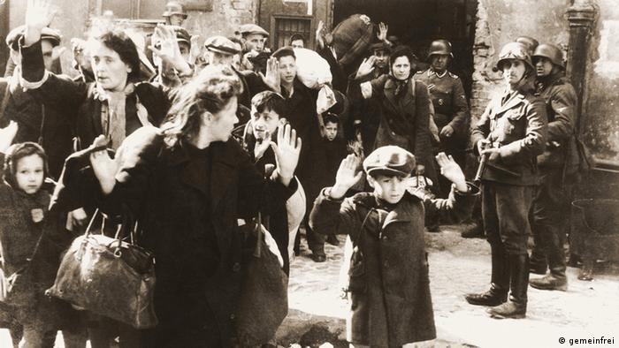Депортация из Варшавского гетто