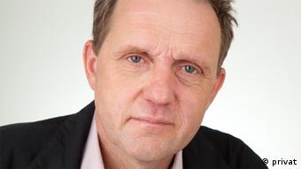 Експерт з газового ринку ФРН і ЄС Гайко Ломанн