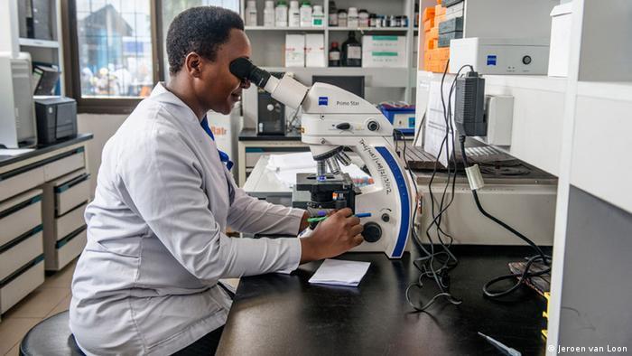 Mit Ratten gegen Tuberkulose - Tansania