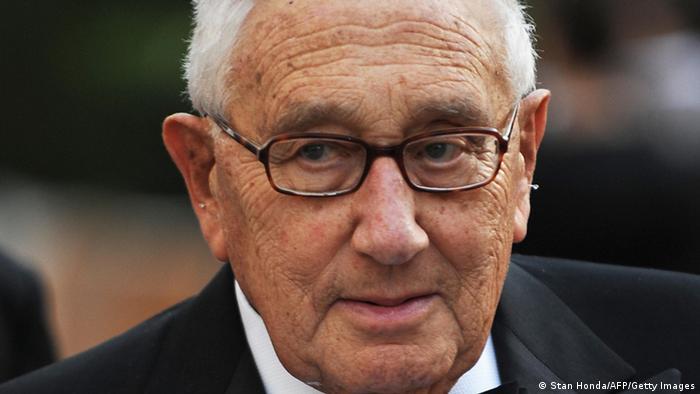 Henry Kissinger Metropolitan Opera 2009