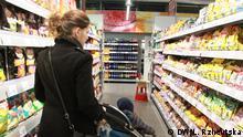 Boykott der russischen Waren in der Ukraine