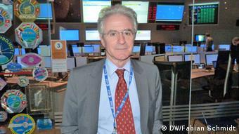 ESA's Paolo Ferri (Photo: DW/ Fabian Schmidt).