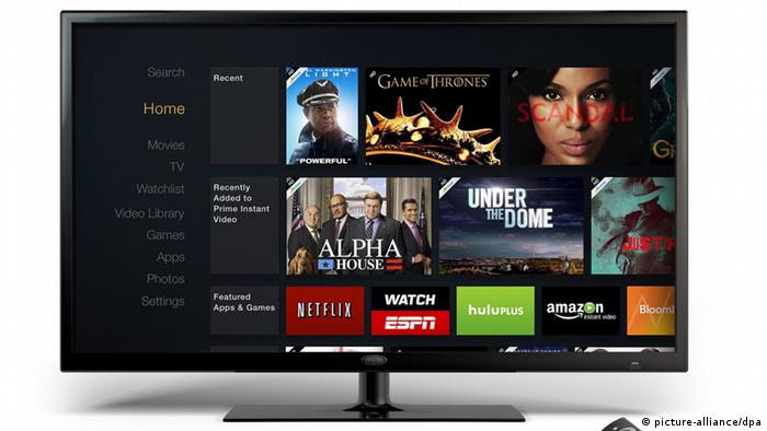 New Amazon Fire TV (picture-alliance/dpa)