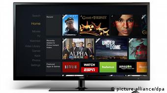New Amazon Fire TV